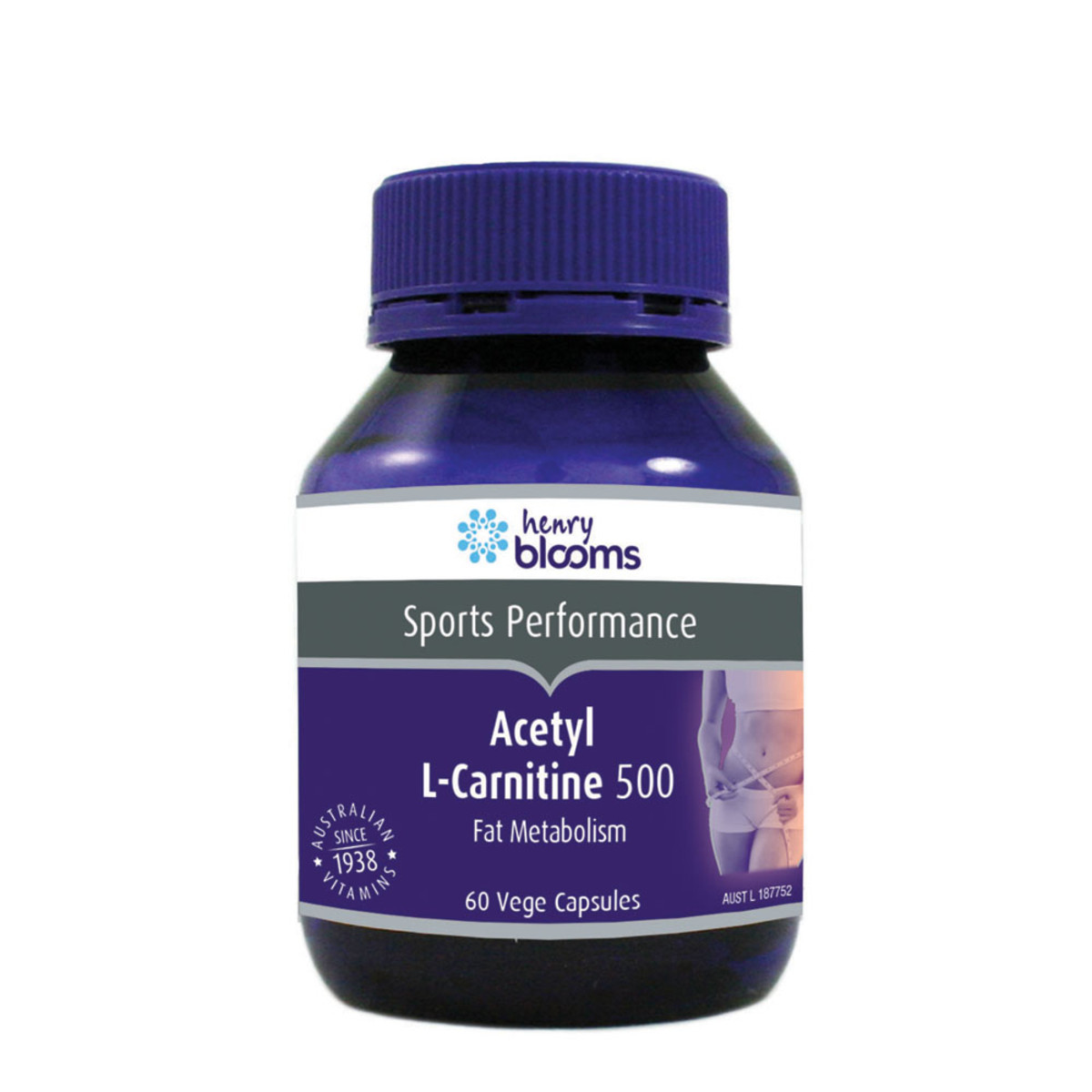 Blooms Acetyl L Carnitine 500 60vc_media-01