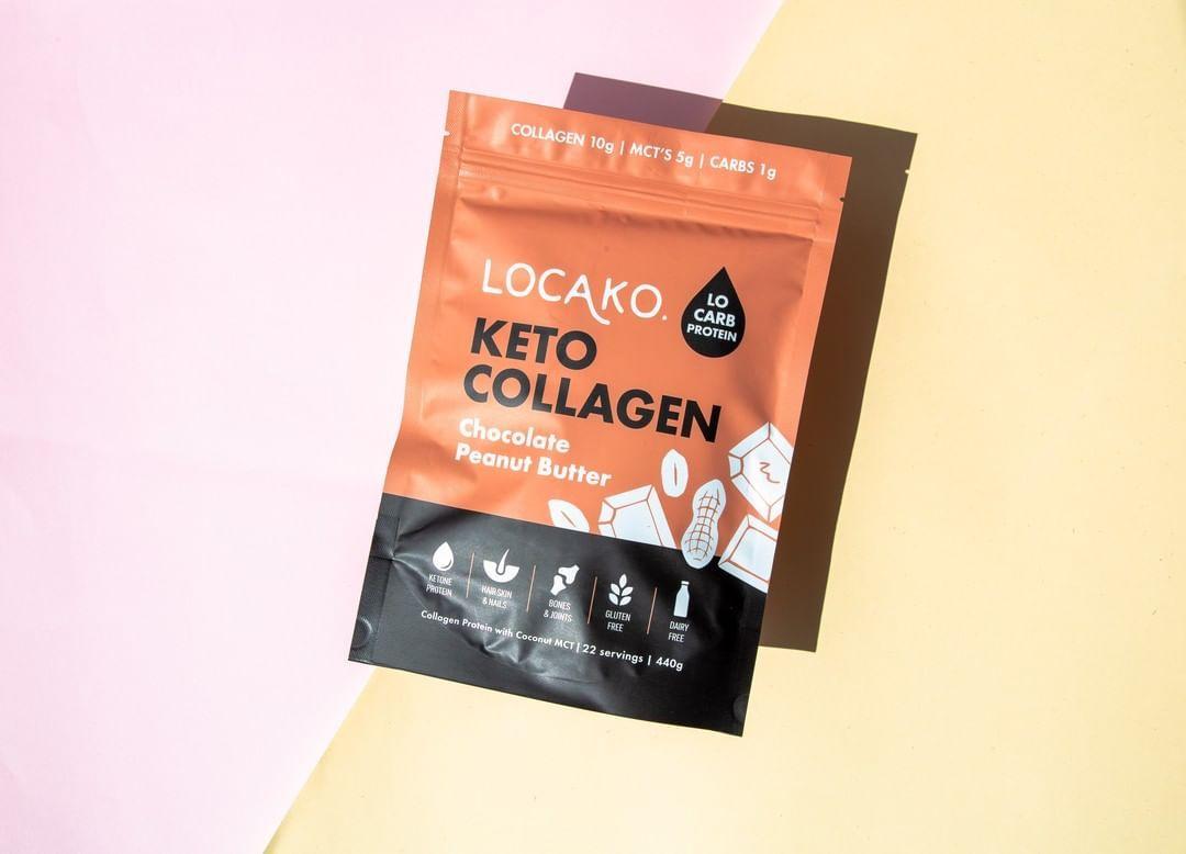Locako Keto Collagen Chocolate Peanut Butter 440g_media-03