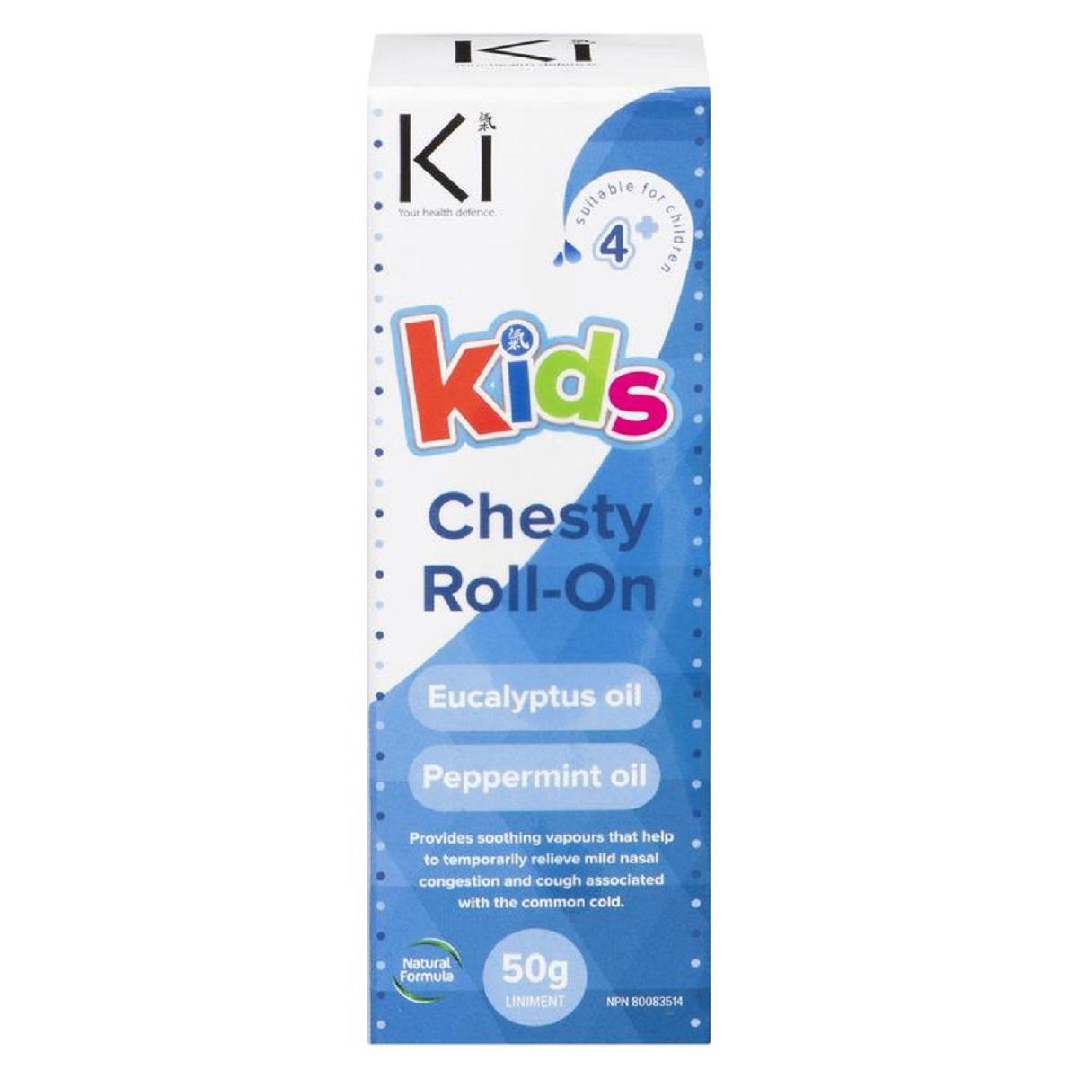 Martin Pleasance Ki Kids Chesty Roll On 50g_media-02