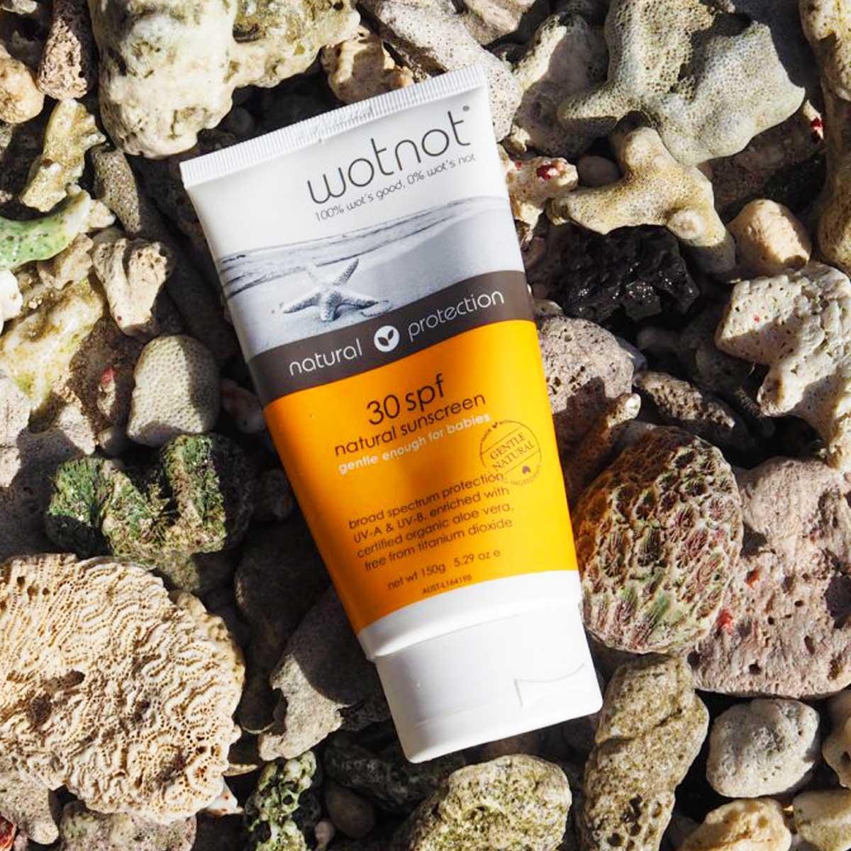 Wotnot Natural Sunscreen 30 SPF 150g_media-02