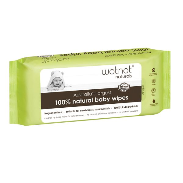 Wotnot Wipes Baby x 70 Pack (soft pack)_media-01