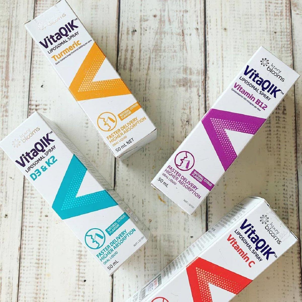 Blooms VitaQIK Liposomal Spray Vitamin B12 50ml_Media-02