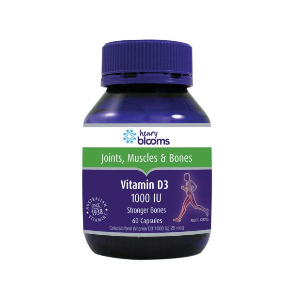Blooms Vitamin D3 1000 IU 60c_media-01