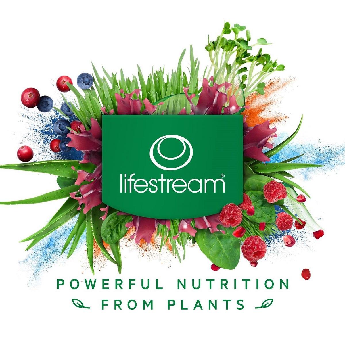 LifeStream V Omega 3 (Algae Source DHA EPA and Vit D3)