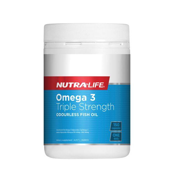 NutraLife Fish Oil Triple Strength Omega 3 150c_media-01
