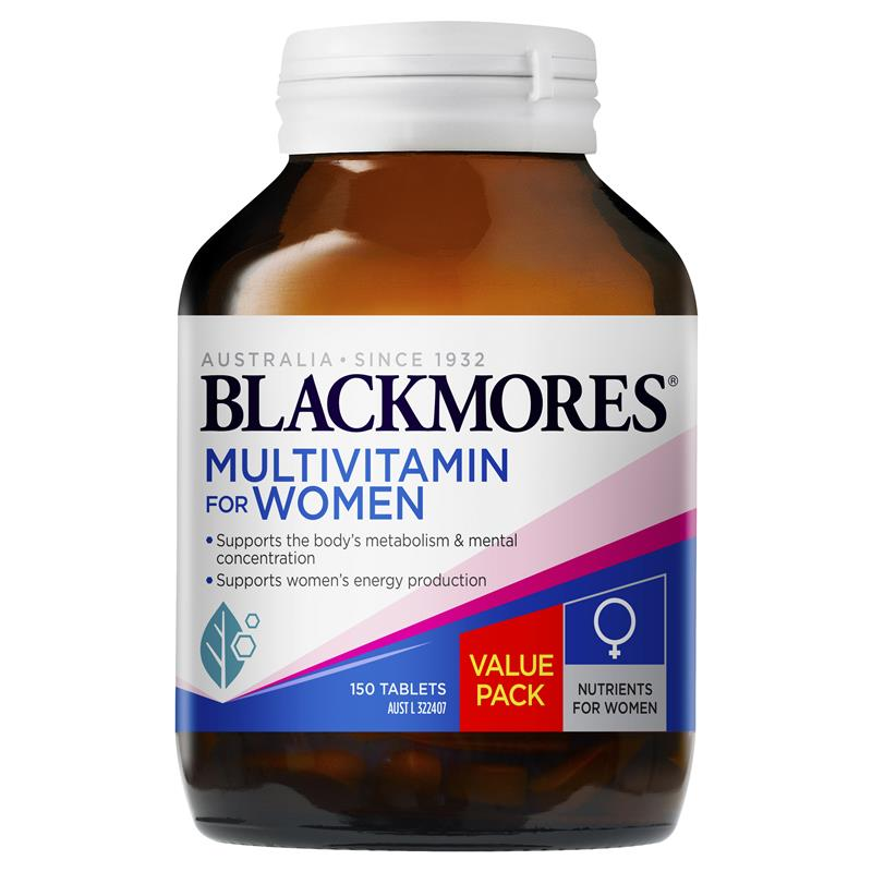 Blackmores-Multivitamin-for-Women-150-Tablets-Exclusive-3