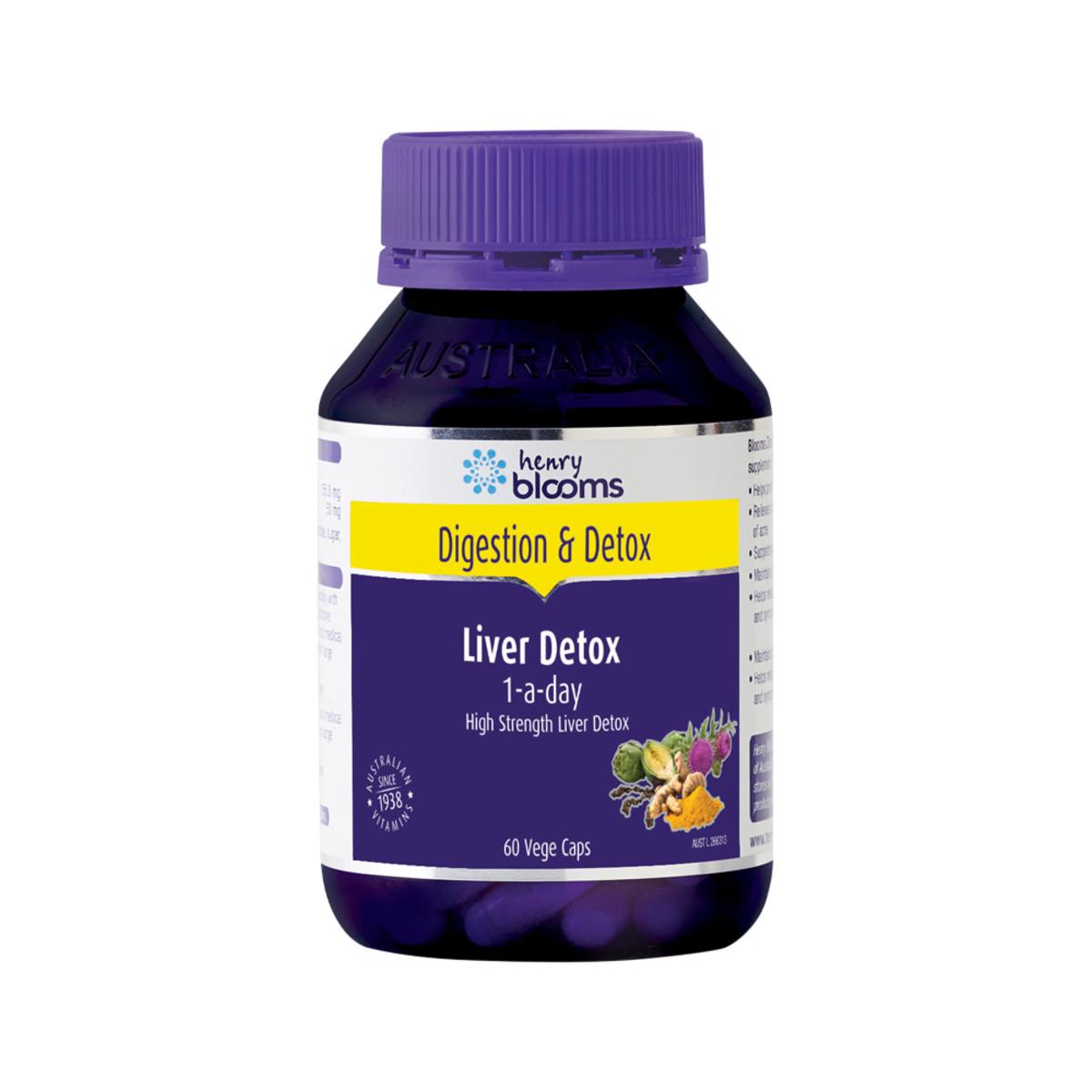 Blooms Liver Detox (1 a day) 60c_media-01