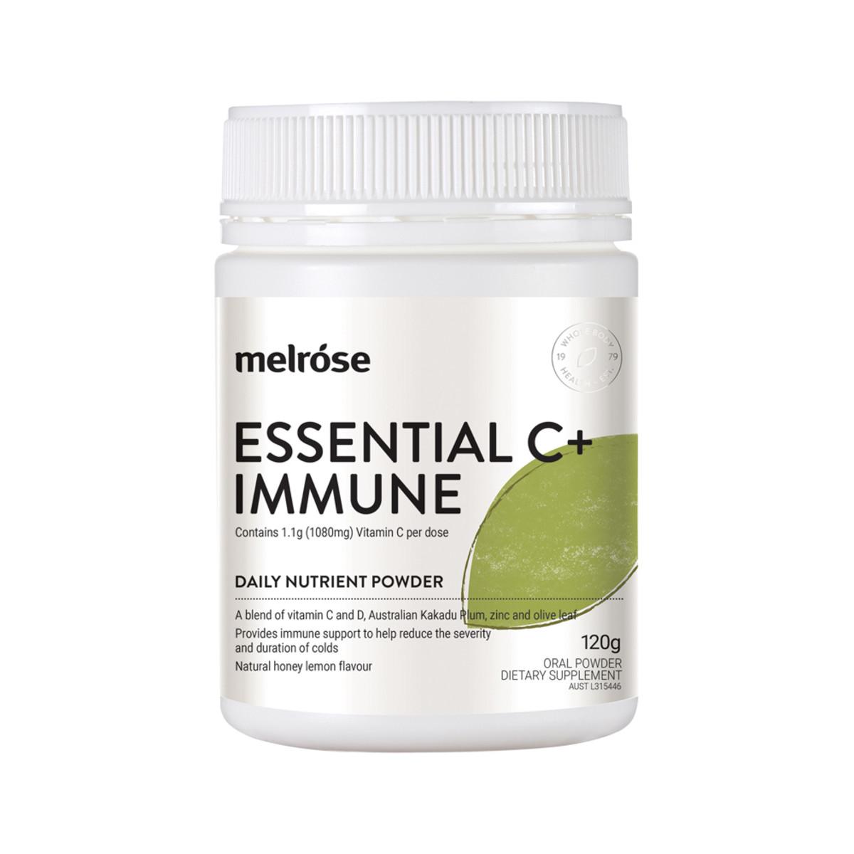 Melrose Essential C Plus Immune 120g_media-01