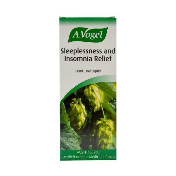 Vogel Organic Sleeplessness and Insomnia Relief 50ml_media-01