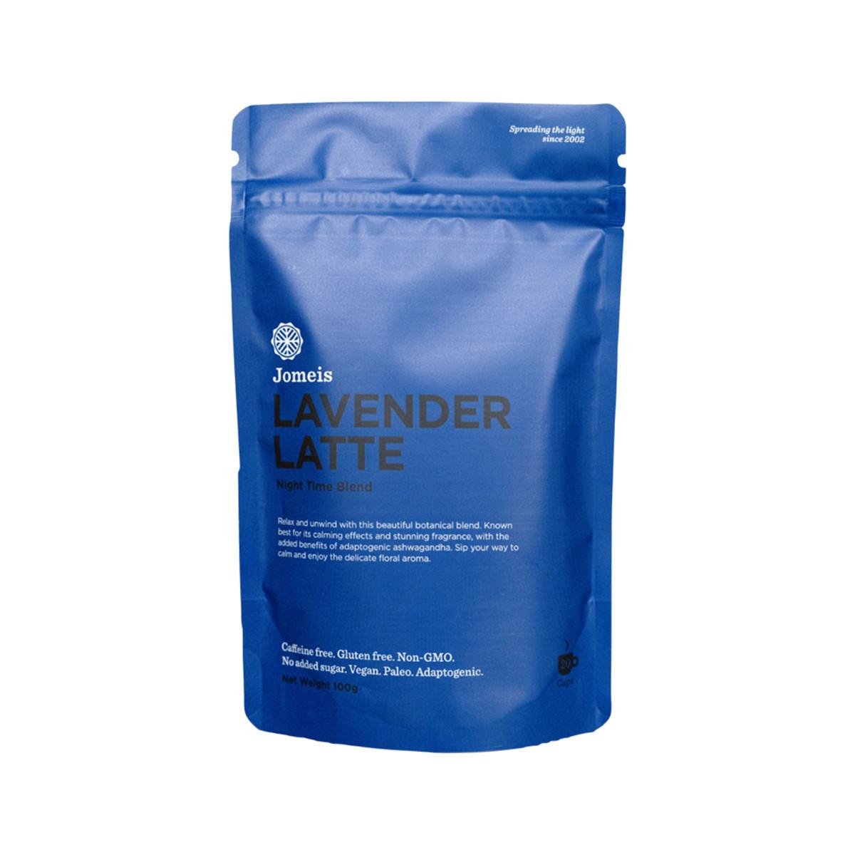 Jomeis Fine Foods Latte Lavender 100g_media-01