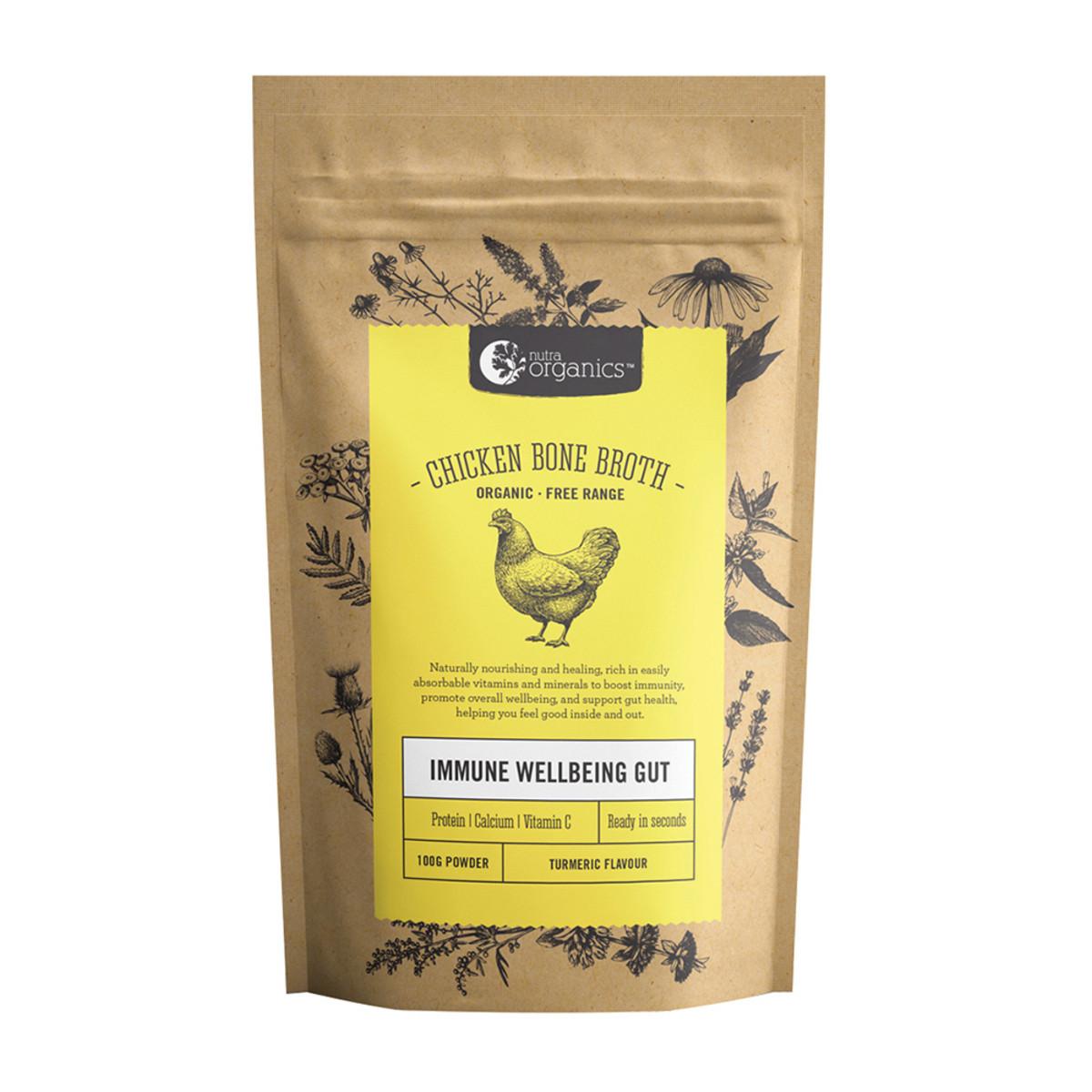 Nutra Org Bone Broth Chicken Organic Turmeric 100g_media-01